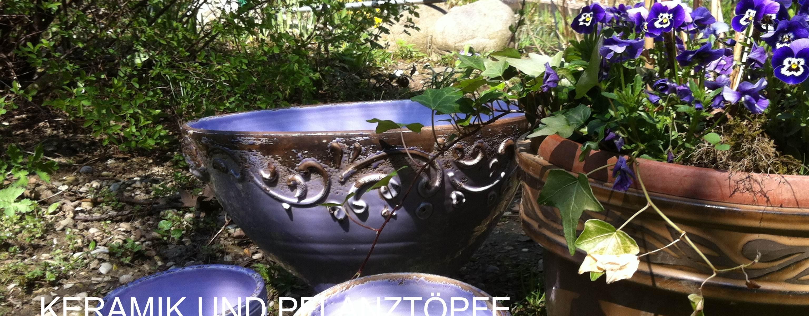 01_Keramik und Töpfe