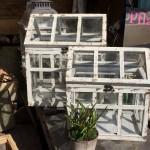 Mini-Gewächshäuser, versch Materialien