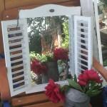 Spiegel, viele Formen und Farben