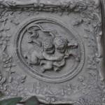 Antiksteinguß , frosthart