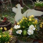 Frühjahrsblüher zum Ostermarkt