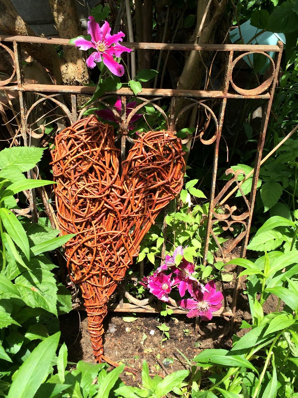 Weidenflechtkurs bei Pflanzen Art