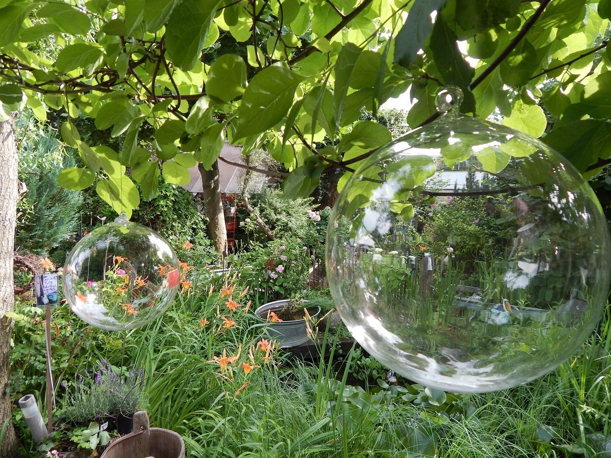 Poschinger Glaskugeln